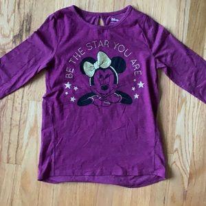 NWT Jumping Beans Disney Long Sleeve